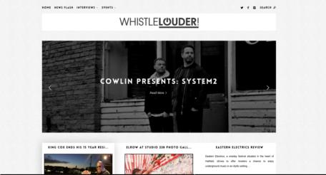 Whistlelouder